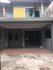 Rumah Teres 2 Tingkat Kuala Berang Hulu Terengganu dengan CCC