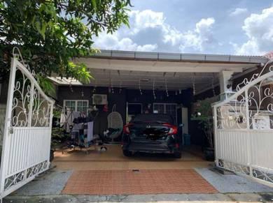 [ CHEAP & RENOVATED ] Single Storey Intermediate Taman Sakap Kajang