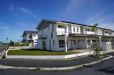24x70 - Brand New, 100% Loan Double Storey Terrace, Sungai Sg Petani