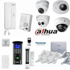 CCTV Door Access PABX Intercom Install Repair