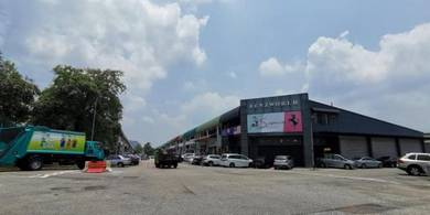 Permas Jaya Link Factory For Sale