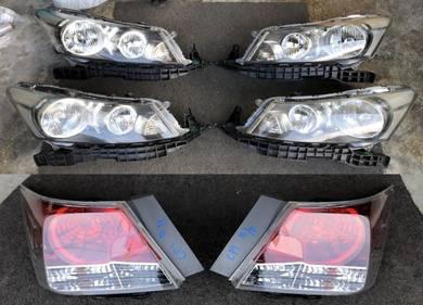 Lampu Hid Tail light Honda Accord Inspire CP3 Jpn
