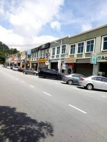 Batu Pahat Jalan Rotan Batu Double Storey Shop Office