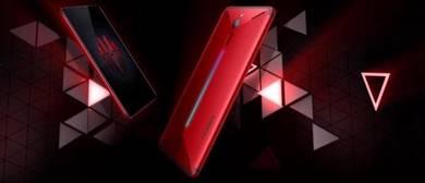 Nubia Red Magic (8GB RAM  128GB ROM)ORIGINAL-MYset