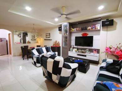 Setia Indah 2Storey Terrace House, Fully Renovated, Gated and Guarded