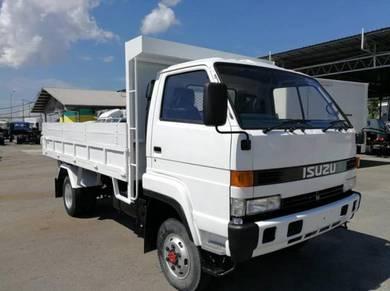 Rebuild isuzu nps58l tipper truck