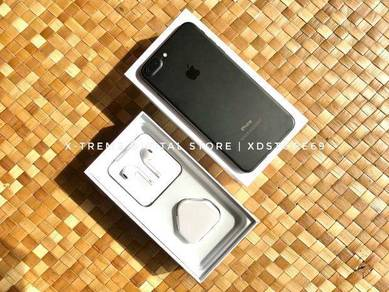 Iphone 7 Plus 256GB Matte ~ Boleh Trade-In !!!