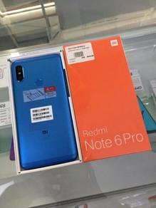 Xiaomi redmi note 6 pro 4gb ram 64gb rom