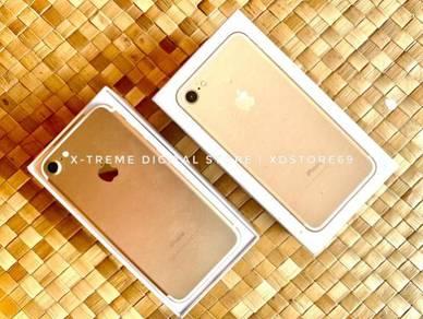 Iphone 7 32GB Gold ~ Boleh Trade-In !!!