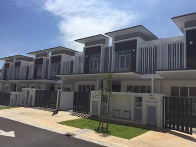 Setia Ecohill Semenyih Bellucia Double Storey Fully Extended Tenanted