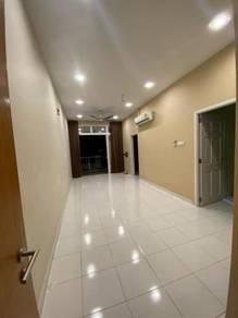 Senai Garden Service Apartment 2bedroom Full Loan Unit