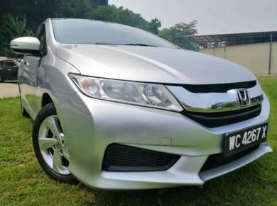 2017 Honda CITY 1.5 V I-VTEC(A)-FULL SERVICE RECD