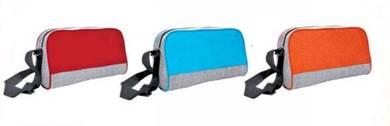 2 tone Sporty traveling SLING BAG