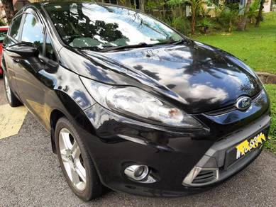 Ford FIESTA 1.6L SPORT (A) LIKE NEW 1 OWNER OFFER$