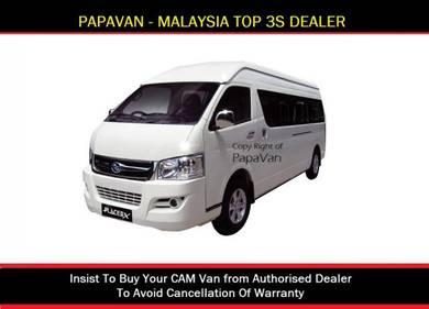 Cam Placer X 18 Seat Nissan Hiace Higer Joylong
