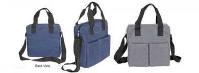 2 tone UNIQUE Office style Sling BAG