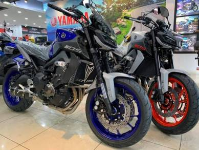 Yamaha MT09 / MT-09 Abs ~ Exhaust Full System