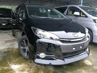 2012 Toyota Wish 1.8 - S- PADDLE SHIFT -UNREG-