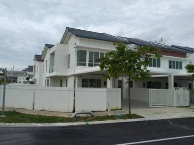 Corner House 2 Storey New from Developer Seremban Ready Move in