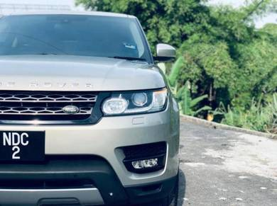 Ndc2 offer to go range rover sport 3.0 supercharge