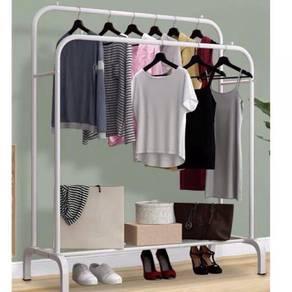 Rack Cloth Hanger pasang sendiri