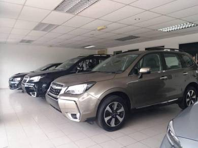 2018 Subaru FORESTER 2.0I-P(A) NEW UNIT