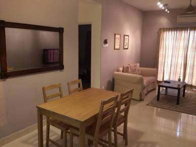 Kristal Height Seksyen 7 Shah Alam - Fully Furnished