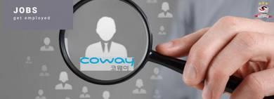 Kerja Kosong Pegawai Pemasaran Coway