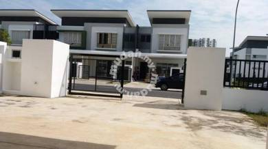 House For Sale: Beautiful House (2 Storey) at Gamuda Garden, Kuang