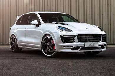 Porsche Cayenne Turbo Facelift Techart Add On Kit