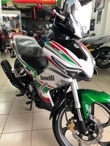 Benelli RFS150i Muka RM1 OTR