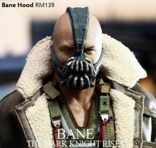 BANE THE DARK KNIGHT RISES 58mm Keyring.BANE BATMAN DARK KNIGHT RISES
