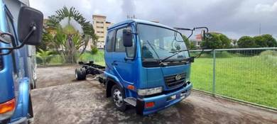 Nissan mk252k chassis & cab (4x2)