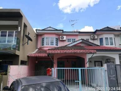 Freehold Terrace House in Taman Kajang Mulia, Kajang, Selangor