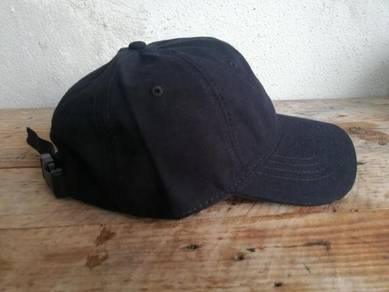 Korea Japan Street Wear Pastel Buckle Clip Cap Hat