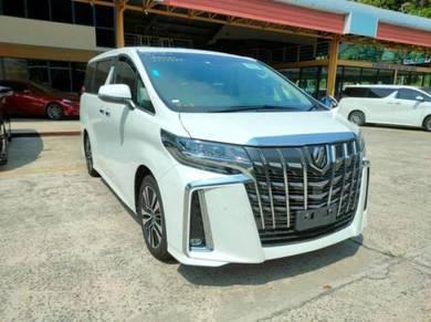2020 Toyota ALPHARD 2.5 SC (A)