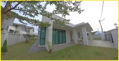 Single Storey Luxury Bungalow 怡保单层豪华独立式豪宅出售