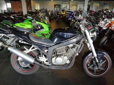 Naza blade naked 250cc