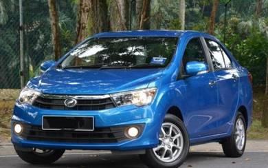 2018 Perodua BEZZA 1.3 PREMIUM X (M)