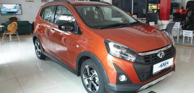 2019 Perodua AXIA 1.0L STYLE ( AUTO) BEST OFFER
