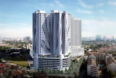 [KL City] FREEHOLD Residency SETAPAK [ZERO DOWNPAYMENT]