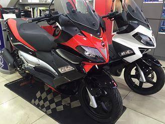 Aprilia SR Max 300 / SR-Max 300 ~ KHM Kian Huat