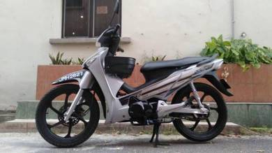 Honda wave 125 s condition bagus