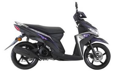 Yamaha Ego Solariz 125
