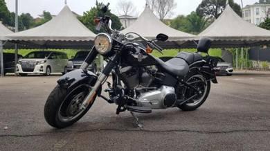 Harley-Davidson Fat Boy Unreg
