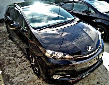 2015 Toyota WISH 1.8 SPORT (A) 3 YRS WARRANTY