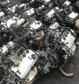 Sparepart engine gearbox wira satria 4g92 4g93 63