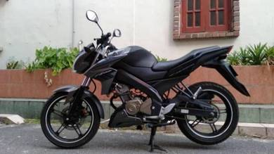 Yamaha fz150i condition bagus