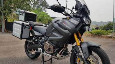Yamaha Super Terene Touring Bike Unreg