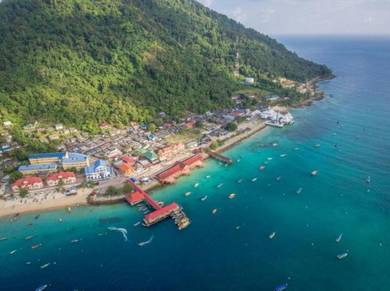 Tanah FREEHOLD PULAU PERHENTIAN KECIL 18.6 EKAR